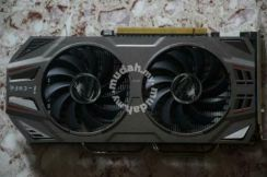 Nvidia Gtx 660 2gb ddr5 jenama colourful/COD Only