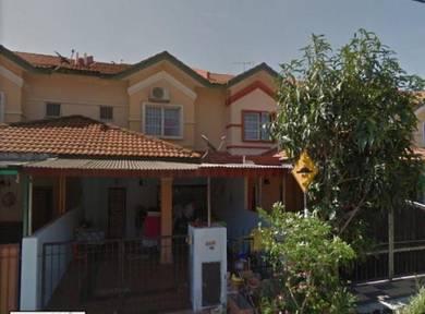 Double story house Bandar Putera