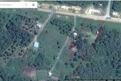 Land for sale - Jalan Sibu-Kuching Main Road side, Bintangor