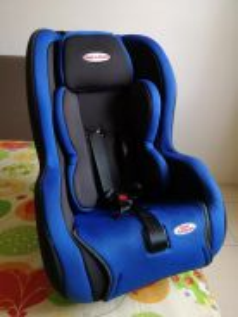 Britax Safe & Sound Super Safeguard Baby Carseat