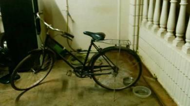 Untuk dijual basikal antik