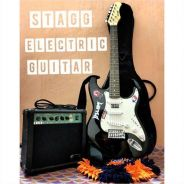 Stagg Electric Guitar Full Set