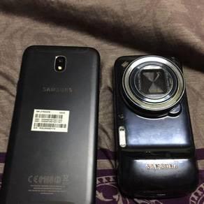 Samsung j7 pro dan samsung s4 zoom