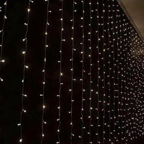 Curtain fairly light