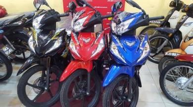 Honda dash fi 1D (DP RM 1 + 0% GST)
