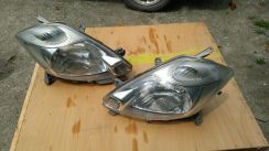 Toyota passo hid head lamp
