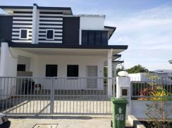 Willow Villas Padawan Double-Storey Corner Terrance House For Sale