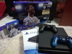 Ps4 Slim Fifa 2018 Edition