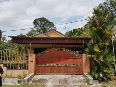 Rumah Bungalow di Kampung Seri Kinta