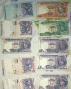 Duit lama malaysia (old money malaysia) for sale