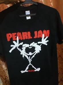 Pearl Jam Alive Stickman Saiz S New