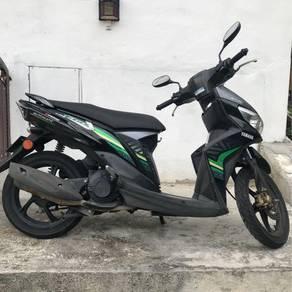 2015 Yamaha EGO S