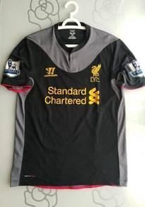 Liverpool FC Away Kit Jersey Warrior Original