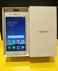 Oppo f1s full box (Rose gold)