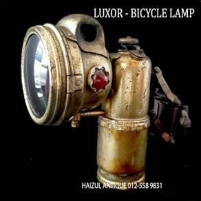 Lampu Basikal Antik Luxor (Antique Bicycle Lamp)