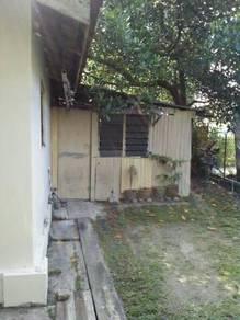 Rumah kampung untuk disewa