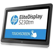Hp touchscreen led 23