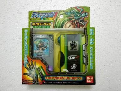 Digimon Accel Justice Genome & Nature Genome 2005