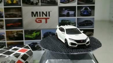 Mini GT Honda Civic Type R Championship White