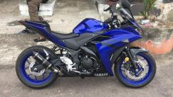 YAMAHA R25 FOC 18 item Low DEP 0.375% RATE 0% GST