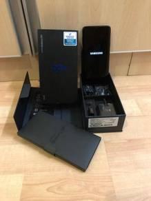 Samsung S9+ Plus Black 128GB (under 6 mth Wrty)