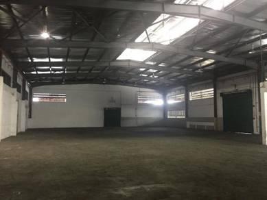 HOT & BEST DEAL [15k-SQFT Warehouse & Office] Klang Jaya