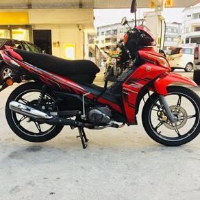 2016 Yamaha Lagenda 115zr