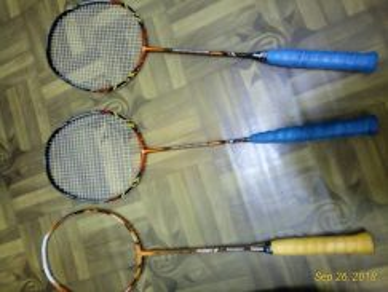 Raket badminton kumpoo