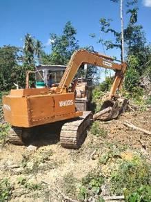 Excavator hitachi 025