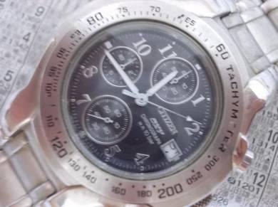 Original Citizen Japan domestic Gent Chronograph W