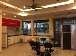 Tanjung Bungah Gated Guarded Alila Homes 3sty Terrace House Reno