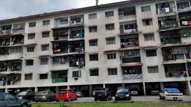 Flat Low Cost Taman Mulia Jaya