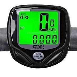 Sunding Wireless Bicycle Meter Basikal Odometer