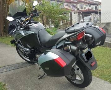 Honda Xl 1000V ABS Varadero Adventure. Versys