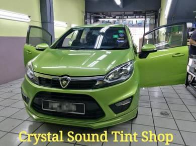 Crystal Sound Car Tinted Film Specialist