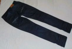 Nudie tape ted embo size 29 italy