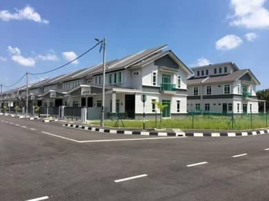 Brand New 2sty House , Taman Seri Saujana , Nibong Tebal