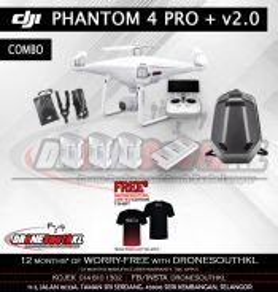 DJI Phantom 4 PRO+ V2.0 Combo