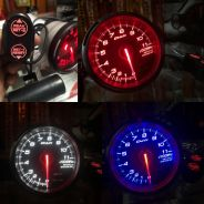 DEFI Advance BF Tachometer RPM 11k SiapShift Light