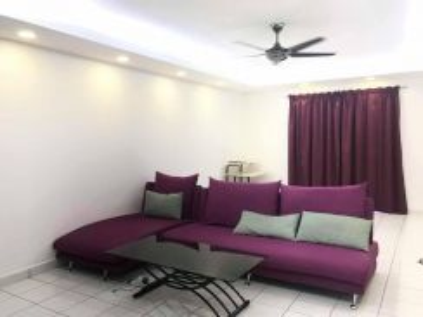 Endah Ria Sri Petaling Condominium For Rent