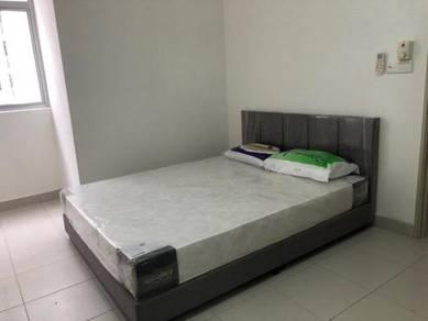 [FULLY FURNISHED + KONDO BARU DI KL] Residensi PANDASMAS 2 UTK DISEWA