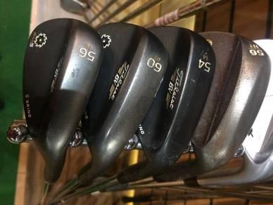 Golf M Titleist SM5 S Grind 54,56,60 wedge