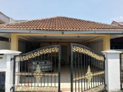 FULLY RENOVATED Single Storey Terrace, Bandar Sungai Buaya,Rawang