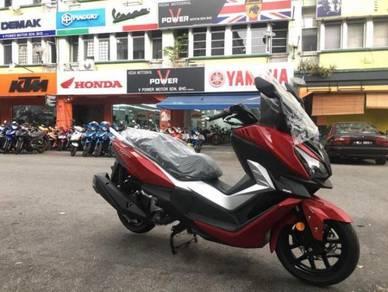 Sym CRUISYM 250i (New Launching) Easy Loan