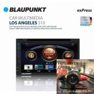 Blaupunkt Double Din Player (Free Reverse Camera)