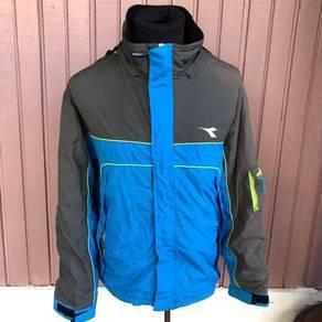 Authentic Preloved Diadora Windbreaker Jacket