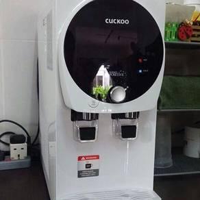Cuckoo king pro 7suhu promosi air sejuk suam panas