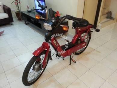 Vespa Ciao Piaggio Motor Bike Rare Limited Edition