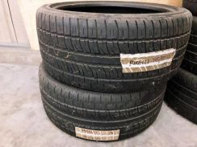 Tyre 285/35/22 2pc PIRELLI tyre 2nd