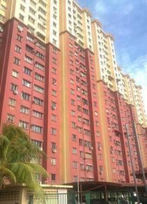 Mutiara idaman 2 Apartment Renovated Jelutong Full Loan